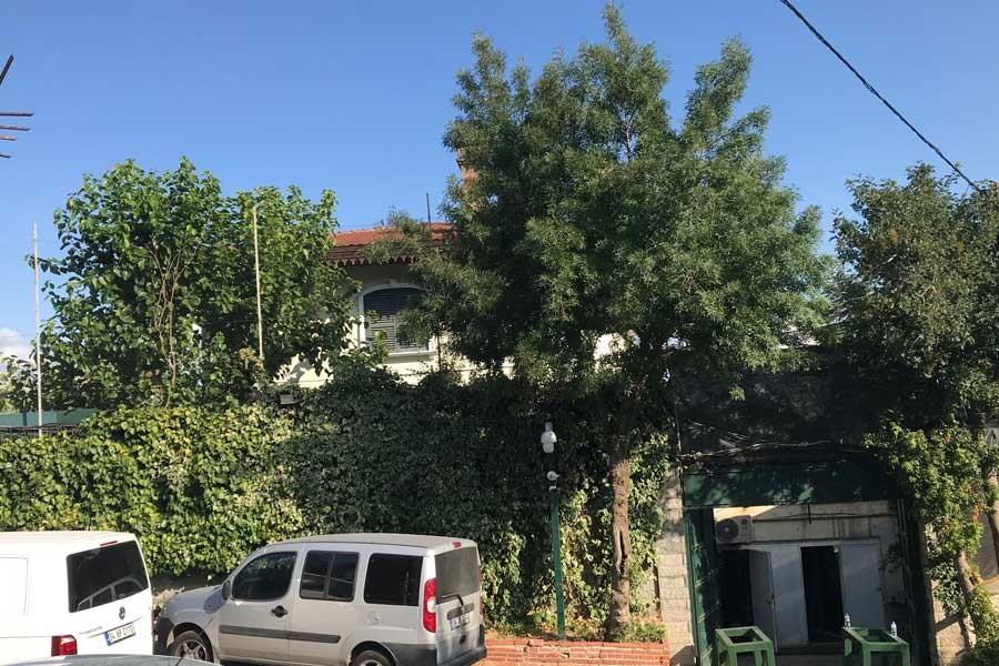 Adnan Oktar'ın evi