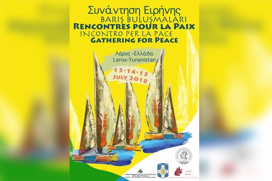 Ege'de 'Barış Buluşması'