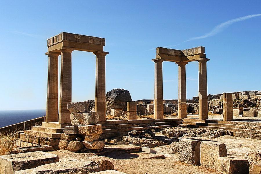 Odysseia destanının kil tableti bulundu