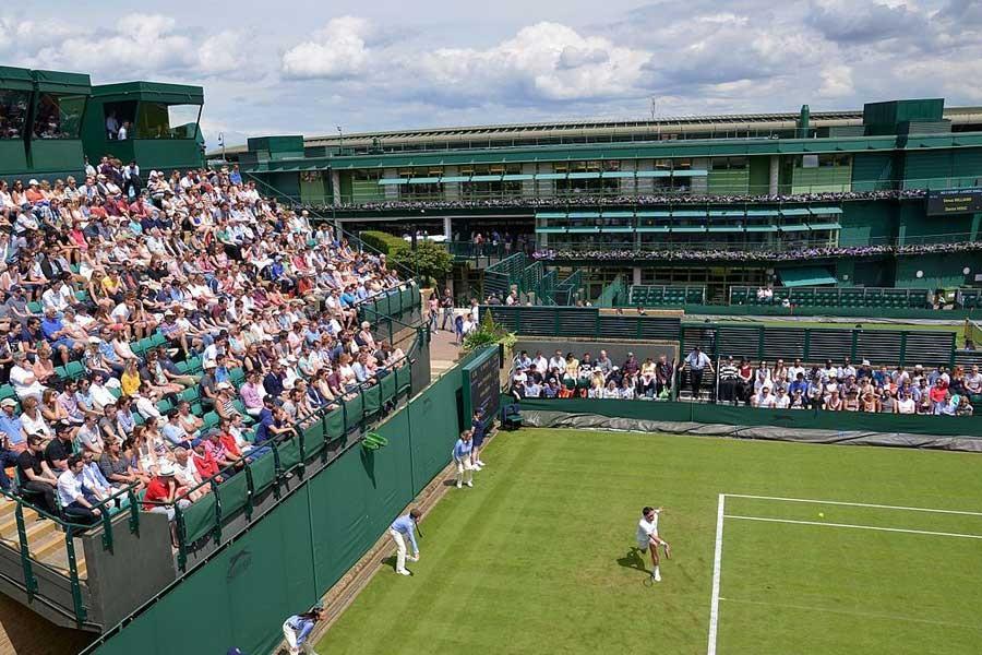 Wimbledon'da tek erkeklerde yarı finalistler belirlendi