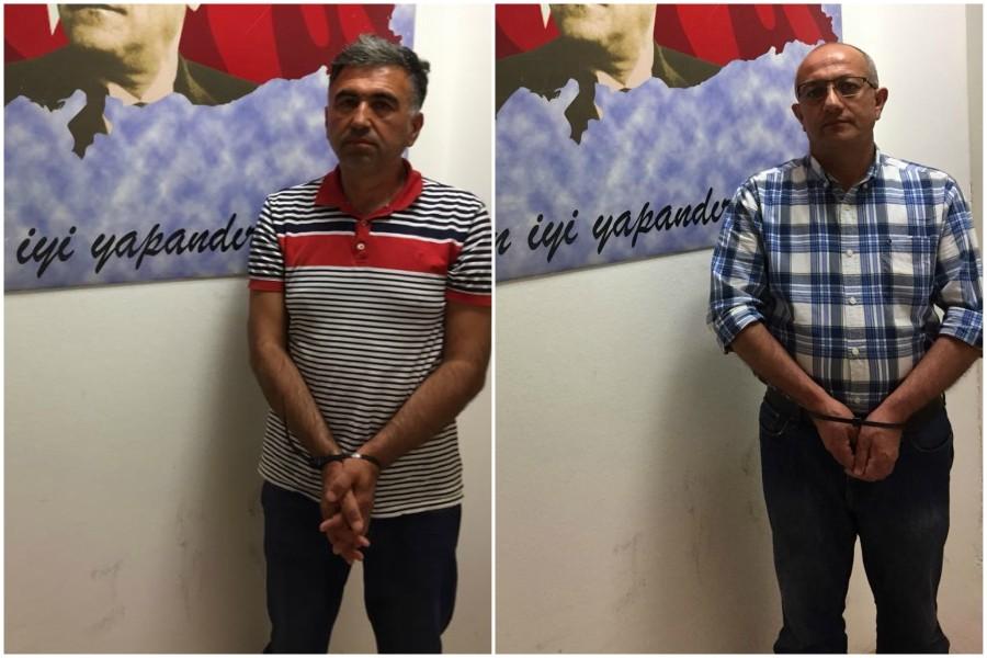 AA: MİT, Azerbaycan ve Ukrayna'daki iki 'FETÖ' mensubunu yakaladı