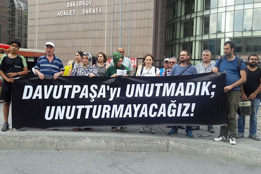 Soma'dan sonra Davutpaşa'da da skandal karar