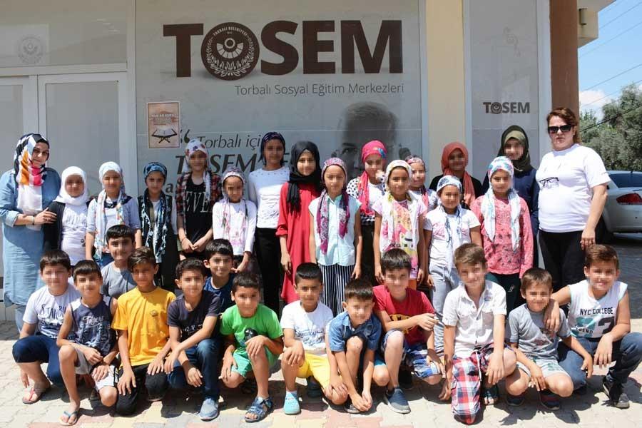 AKP'li Torbalı Belediyesi'nden sosyal eğitim adı altında kuran kursu