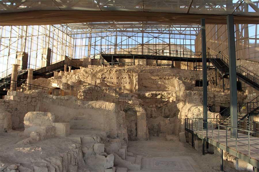 Zeugma Antik Kenti'nde kazı çalışmaları başladı