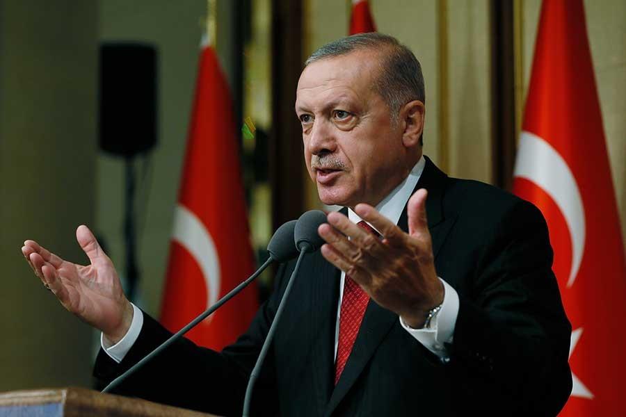 Erdoğan: Bu sistemde her an her şey olabilir