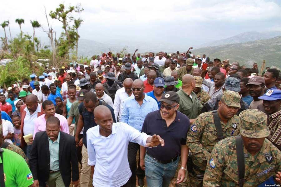 Haiti'de hükümet karşıtı protesto: 2 ölü