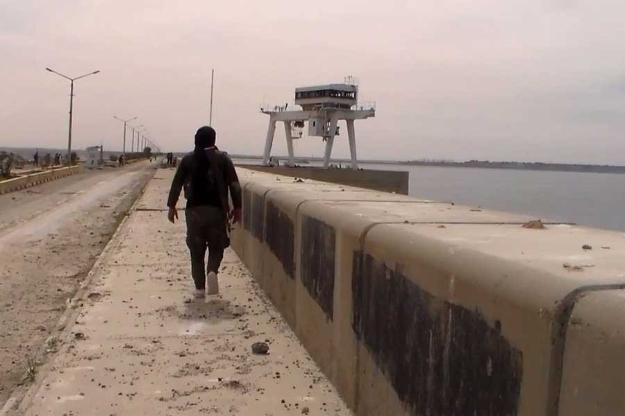 'SDG, barajları Suriye hükümetine devrediyor' iddiası