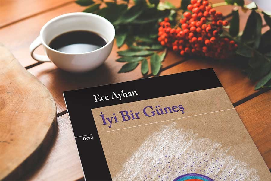 Şair Ece Ayhan'ın öyküleri kitaplaştırıldı