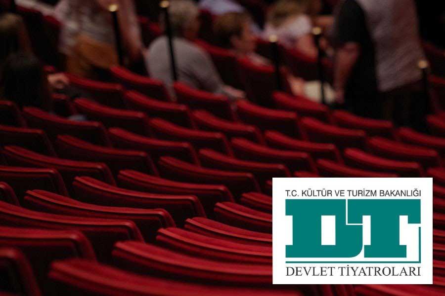 """Devlet Tiyatrolarında """"Nöbetçi Tiyatro"""" günleri başlıyor"""