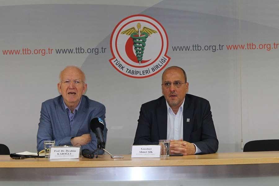 İbrahim Kaboğlu ve Ahmet Şık, Onur Hamzaoğlu için açıklama yaptı