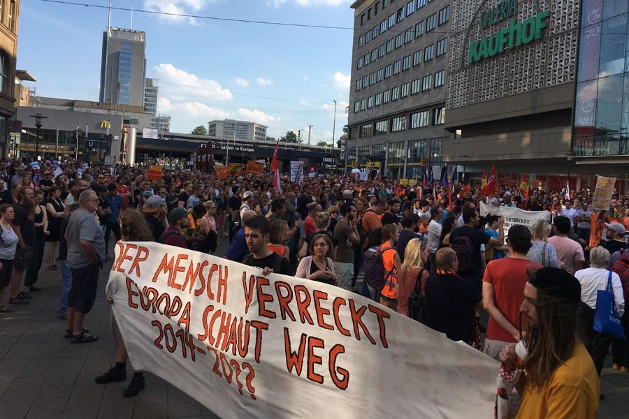 Avrupa Birliği'nin mülteci düşmanlığına tepkiler artıyor