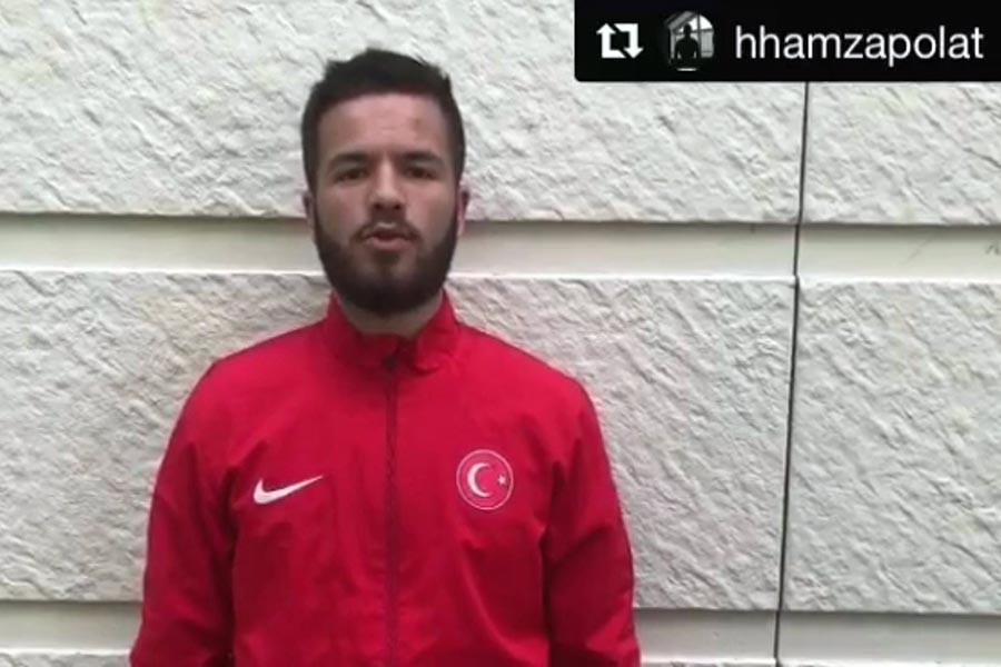 Milli sporcular #SporcuyuzKampIstiyoruz etiketiyle kampanya başlattı