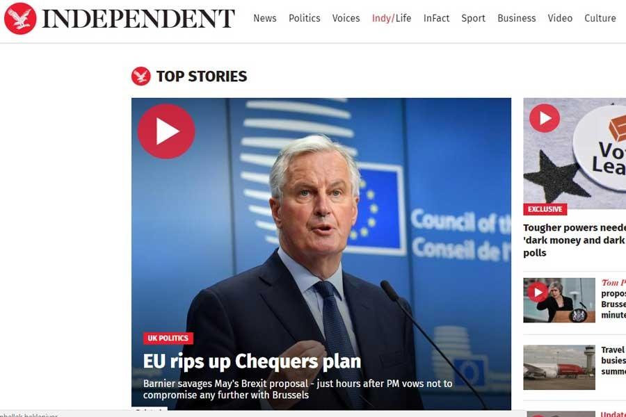 The Independent Türkçe yayına başlayacak