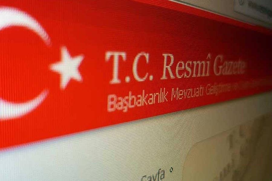 Adalet Bakanlığına dair 11 atama kararı Resmi Gazete'de yayımlandı