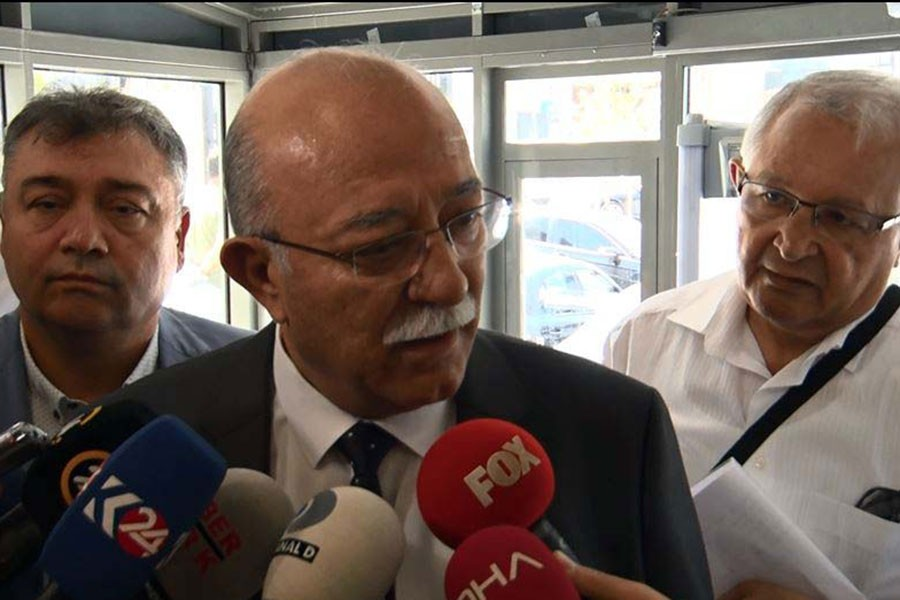 İYİ Parti Adana Milletvekili İsmail Koncuk GİK üyeliğinden istifa etti