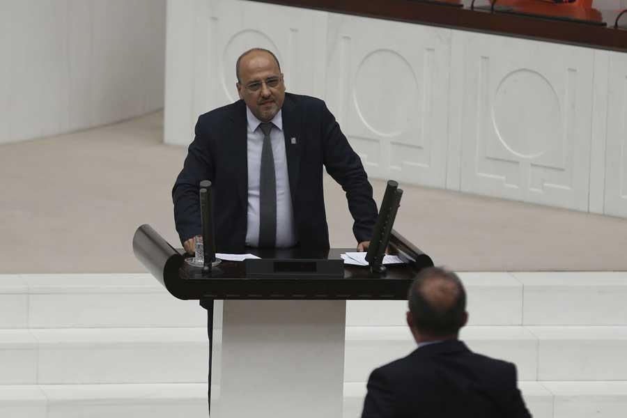 Ahmet Şık'a kürsüde müdahale! İşte yarım kalan konuşmanın tam metni