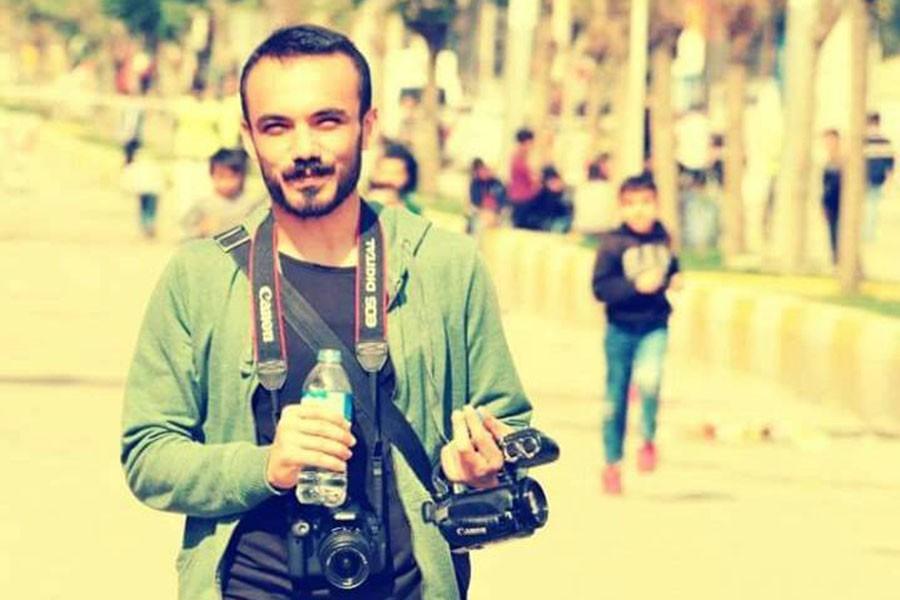 Mezopotamya Ajansı muhabiri Ergin Çağlar gözaltına alındı