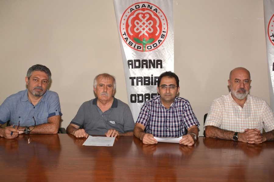 Adana'da uyarılara rağmen önlem alınmayan hastanede doktor darbedildi