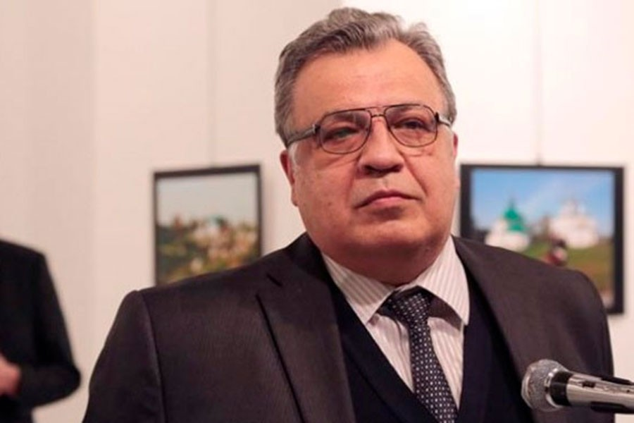 Karlov'un öldürülmesine dair iddianamede TRT'ye suçlama