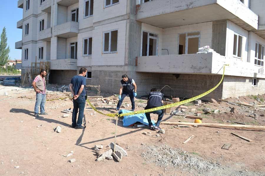 Giresun'da 2, Aksaray'da 1 inşaat işçisi yaşamını yitirdi