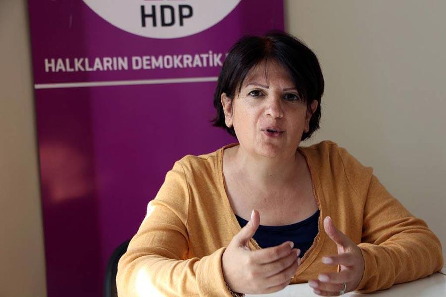 HDP'li Kurtulan: Kürtlerin tavrı iktidara göre değişiklik arz etmez
