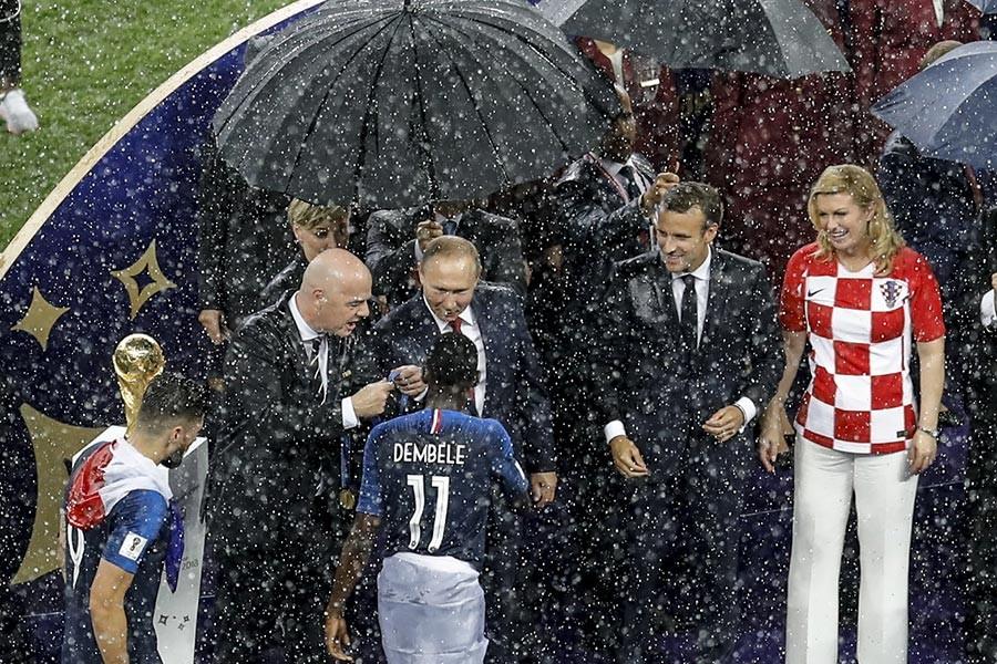 Dünya kupasından bulaşan milliyetçilik