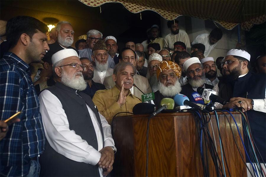 Pakistan'da seçim protestoları başlıyor