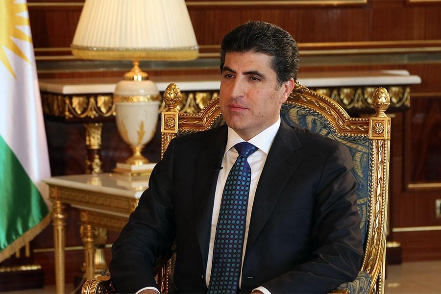 Irak Kürdistan Bölgesel Yönetiminin yeni başkanı Neçirvan Barzani oldu