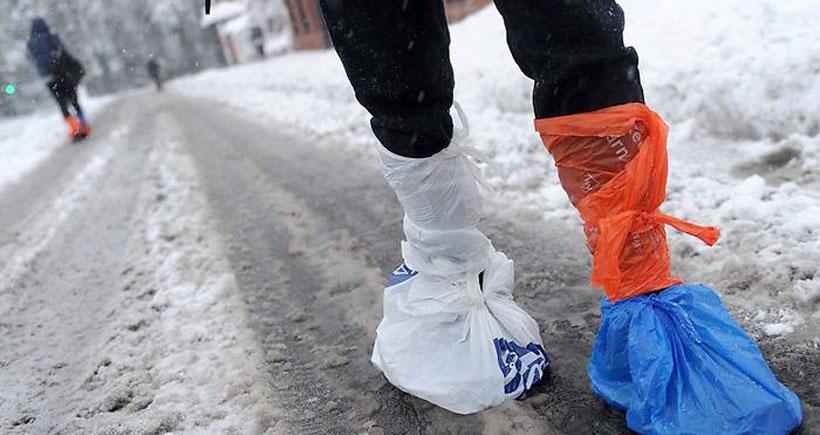 Karda yürüyebilmek için 7 ipucu