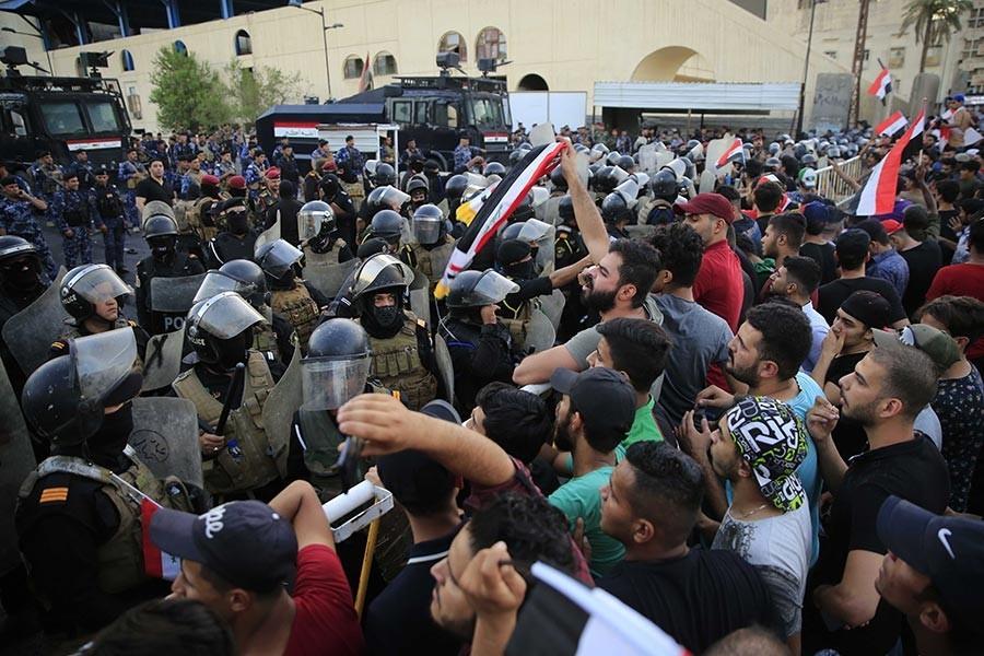 Iraklı gençler arasındaki işsizlik oranı yüzde 22,6