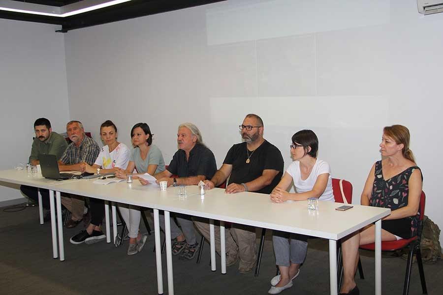 İzmir'de yeşil alanların sit derecelerinin düşürülmesine karşı dava