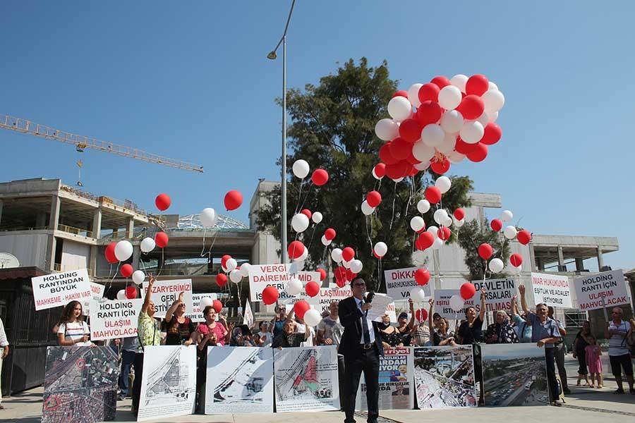 İstinye Park AVM'yi yakından ilgilendiren planlara 7 yeni iptal daha