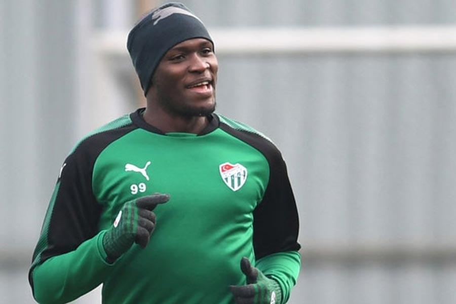 Moussa Sow milli takımı bıraktı