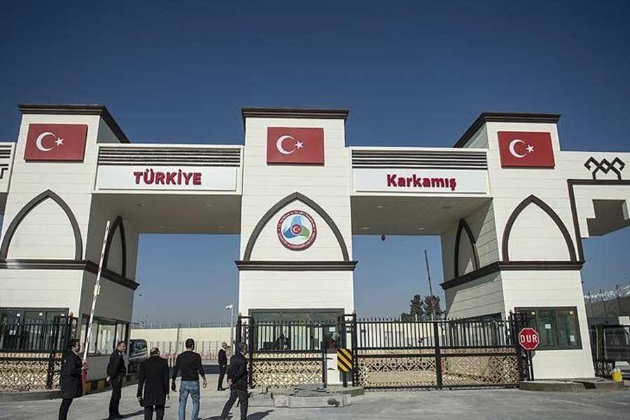 Karkamış'ta 'Özel Güvenlik Bölgesi' uygulaması