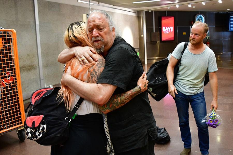 İsveçli Andreasson: İsrail'de hücrede işkenceye maruz kaldık