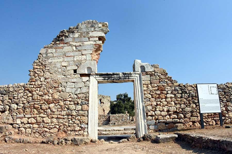 Beçin antik kenti UNESCO daimi listesine girme yolunda
