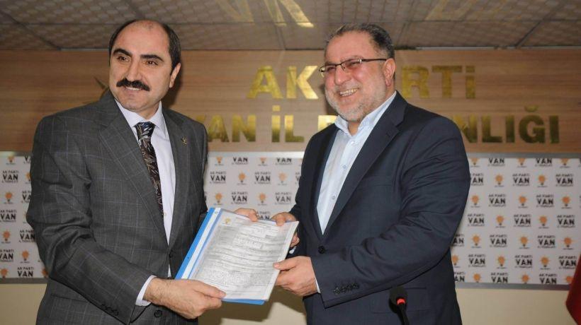 'El Kaide'nin Van Sorumlusu' AKP'den aday adayı!