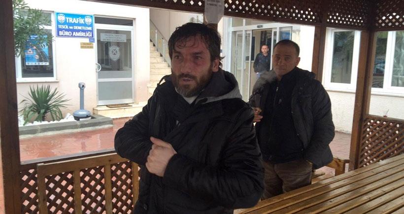Sakarya'da yerel gazete sahibine saldırı