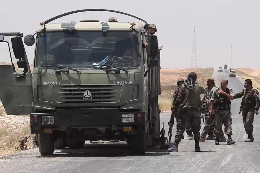 Reuters: Kürtler, Esad'a yol haritası sundu