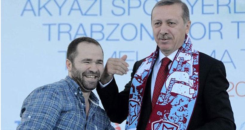 Trabzonlu taraftar grubu HDP'yi hedef gösterdi
