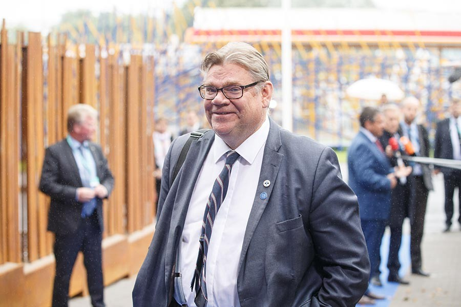 Finlandiya Dışişleri Bakanı'na cinsel tacizlere göz yumduğu suçlaması