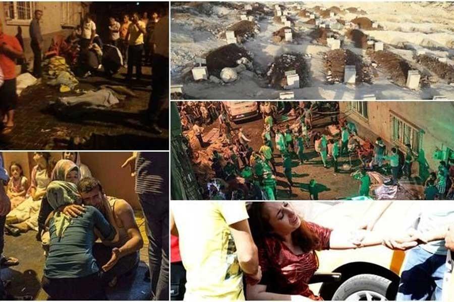 Antep katliamı davasında IŞİD sanığı tahliye edilmiş