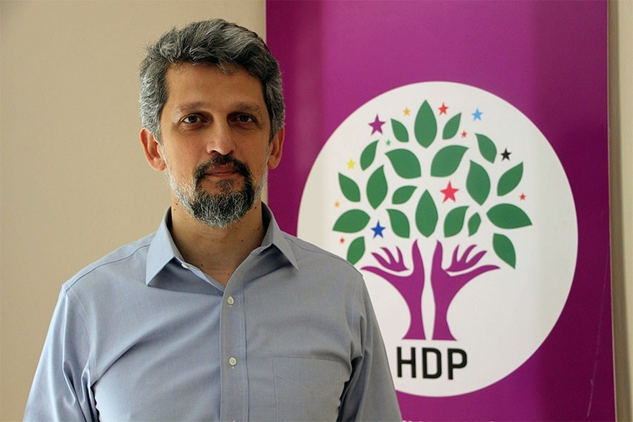 Garo Paylan'dan Canikli ve İmamoğlu'ya 'Topal Osman' eleştirisi