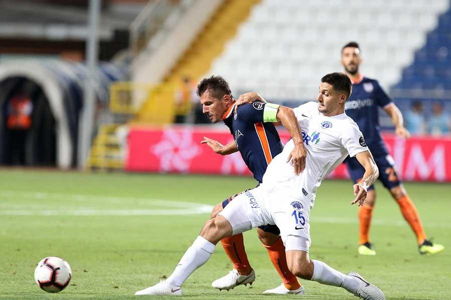 Kasımpaşa, sahasında Medipol Başakşehir'i 2-1 mağlup etti