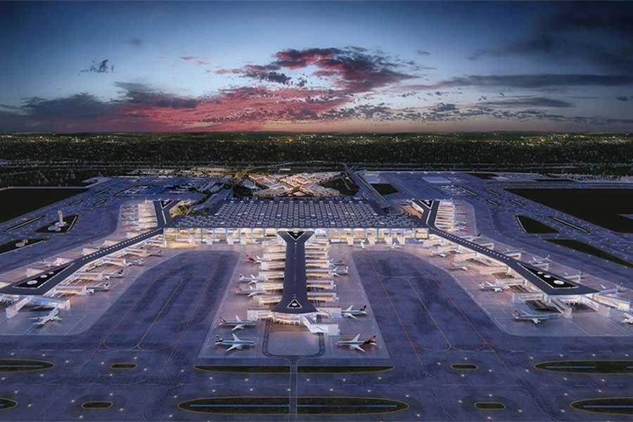 İGA'dan 3. havalimanındaki yolsuzluk iddialarına ilişkin yalanlama