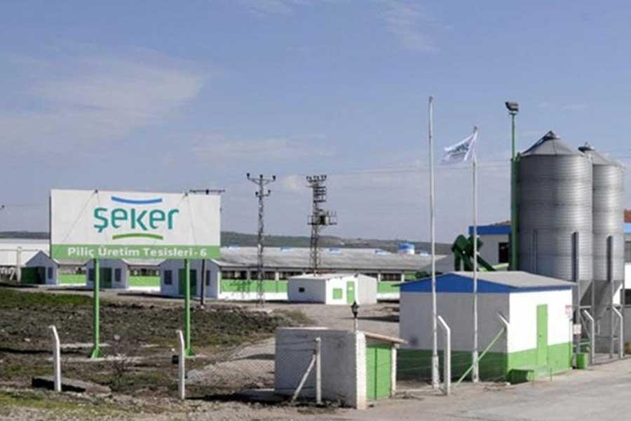 Şeker Piliç'in kesimhane ile idari binası Garanti Bankası'na satıldı