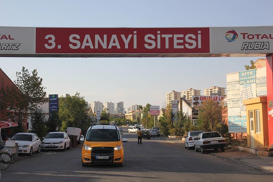 Diyarbakır Sanayi Sitesi'nde işler kesat