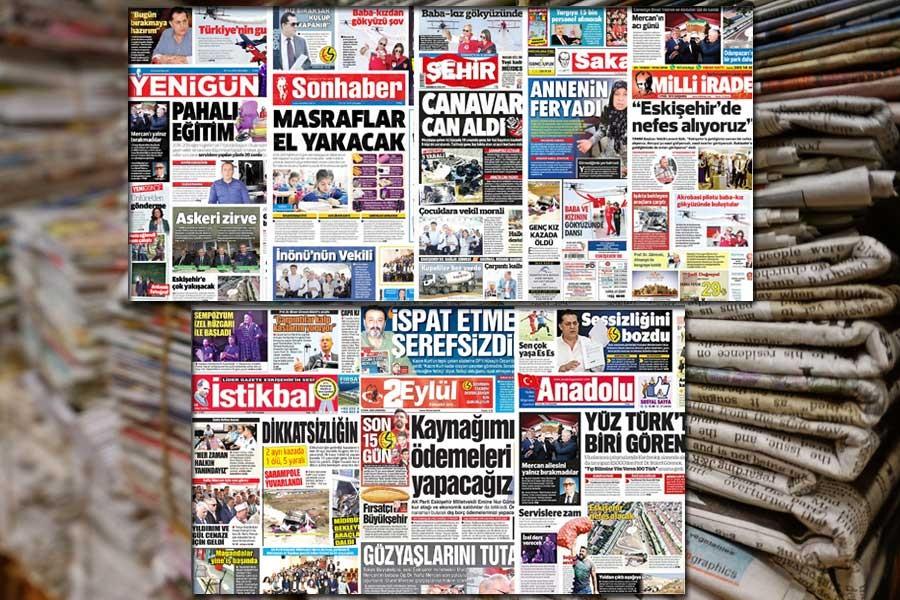 Kağıt krizi büyüyor, yerel gazetelerin kapanmasından endişe ediliyor