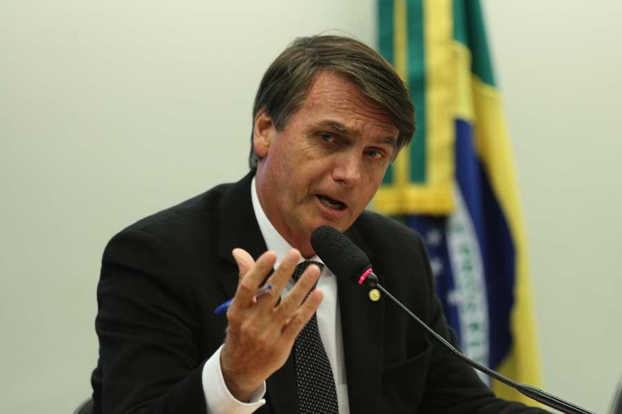 Brezilya'da Bolsonaro'dan 'solcuları temizleme' vaadi!