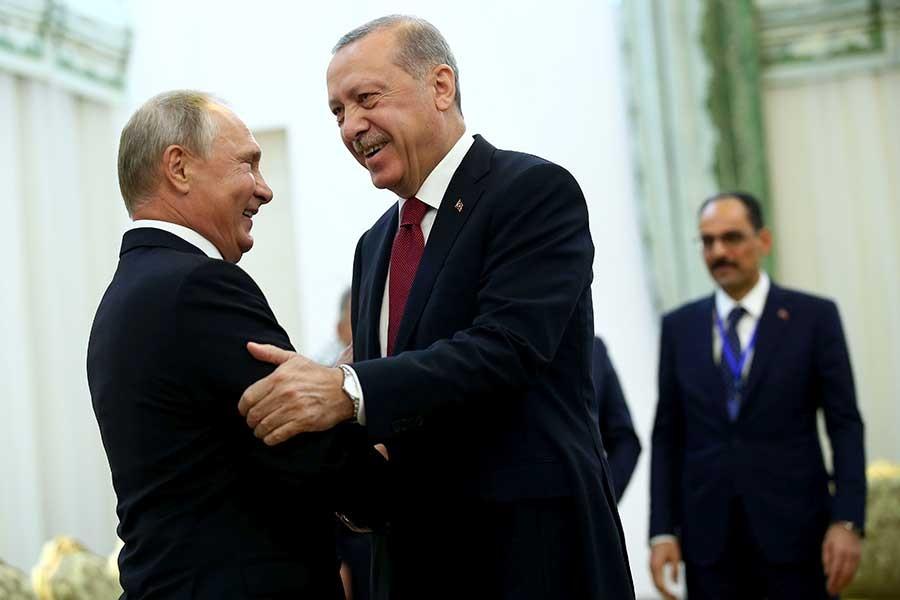 Rusya: Türkiye ile Suriye konusunda ortak payda arayışındayız